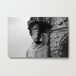 Stones - Chartres Series Metal Print