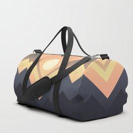 The Sun Rises Duffle Bag