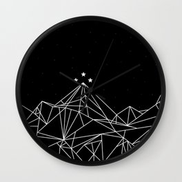 The Night Court Symbol Wall Clock