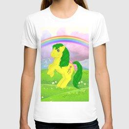 g1 my little pony magic star T-shirt