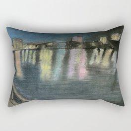 Norfolk Underwater Rectangular Pillow