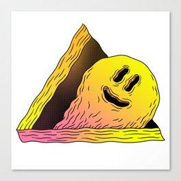 Happy Pin Canvas Print