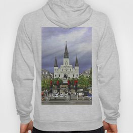 In Christmas Mist Hoody