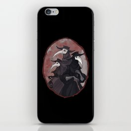 Plague Trio iPhone Skin