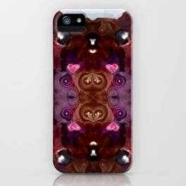 I may be cute but hey! Respect! iPhone Case
