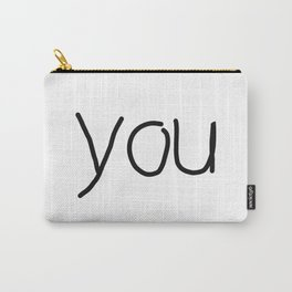 YOU LOVE Carry-All Pouch