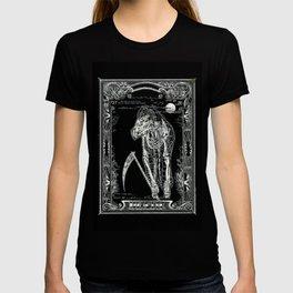 DEATH of Tarot Cat T-shirt