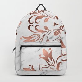 Mandala Boho Bohemian V Backpack
