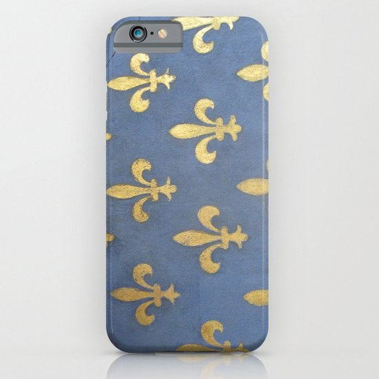 Fleur de Lis iPhone & iPod Case