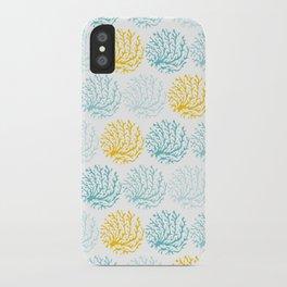 Coralina iPhone Case