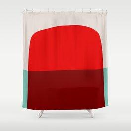 Mid Century Minimal 7 Shower Curtain