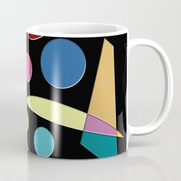 Abstract #315 Coffee Mug