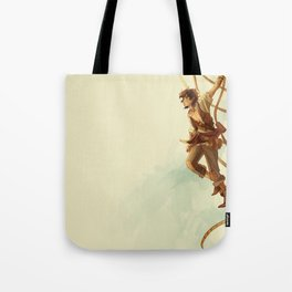 pirate leo Tote Bag