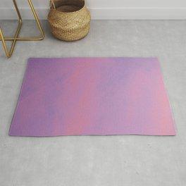 Purple Cotton Candy Sky Rug