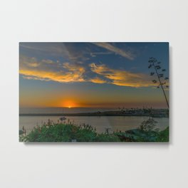 The Wedge from Lookout Point Metal Print