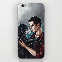 Teen Wolf iPhone Skin