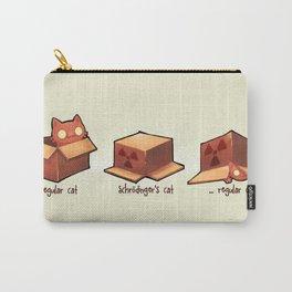 Schrödinger's cat Carry-All Pouch