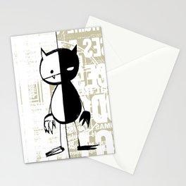 minima - milieu Stationery Cards