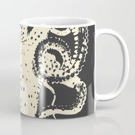 Octupus in white Coffee Mug