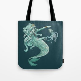 Enchanting Mermaid Tote Bag