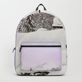 Winter's magic Backpack