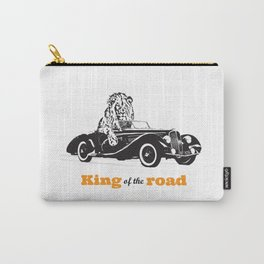 KING OF THE ROAD Carry-All Pouch