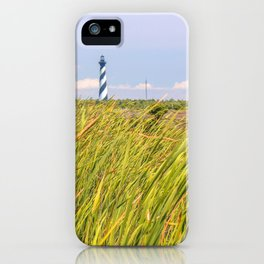 Lighthouse in the Distance iPhone Case