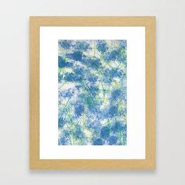 Ink Art Framed Art Print