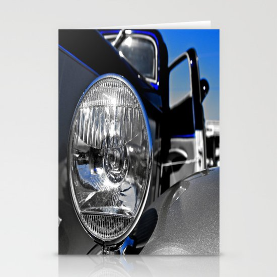 Ford Classic View Stationery Cards