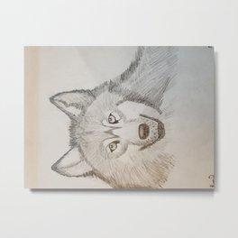 Prowl Metal Print