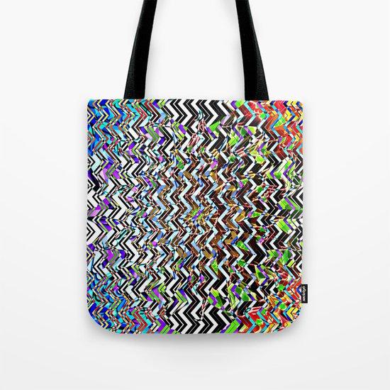 CHEVROMELT Tote Bag