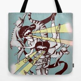 Hiros Tote Bag