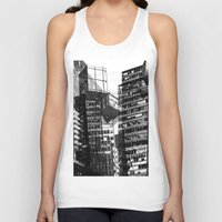 urban Tank Tops featuring Urban by Marian - Claudiu Bortan