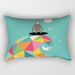 Surfs Up Rectangular Pillow