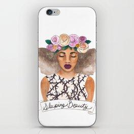 Briar Rose iPhone Skin