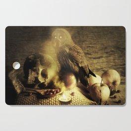 Dark Owl Cutting Board