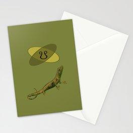 Ketu Lizard Stationery Cards