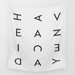 have a nice day Wall Tapestry