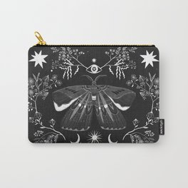 Summer Night Dream Black Carry-All Pouch