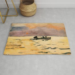 Rowing Home - Digital Remastered Edition Rug