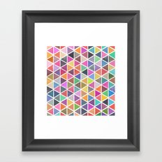 unfolding 1 Framed Art Print