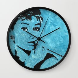 I Think That I Remember the Story  Wall Clock
