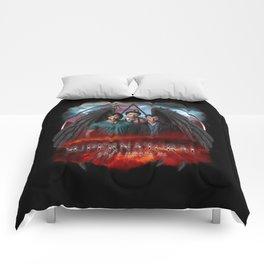 Supernatural Gods Among Us Comforters