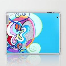 Free as a Butterfly Laptop & iPad Skin