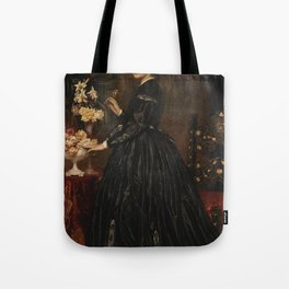 Frederic Leighton - Mrs James Guthrie Tote Bag