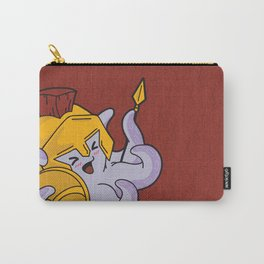 Spartan Octopus Carry-All Pouch