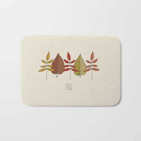 Fall #002 Bath Mat
