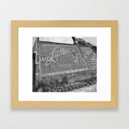Bakery Framed Art Print