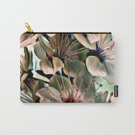 Wonderful silky Flowers C Carry-All Pouch