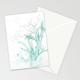 Madrone Tree Stationery Cards